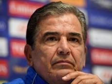 Pinto se ofrece para dirigir a Colombia. EFE/Archivo