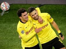 El PSG encarrila un pase que el Borussia ya tiene en su poder. EFE