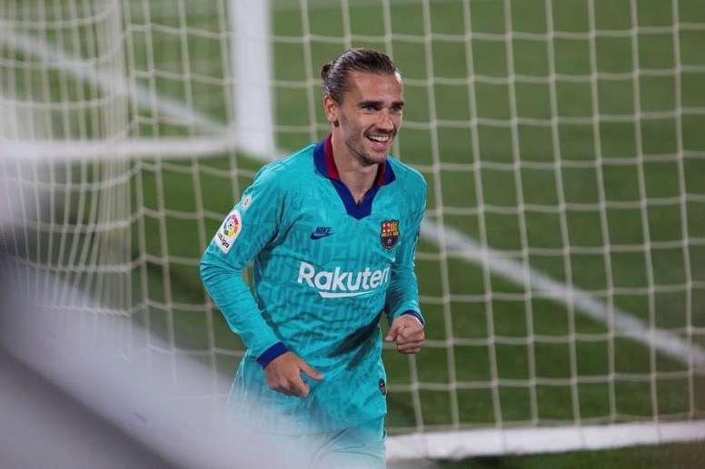 Barcelona soma cinco vitórias em cinco jogos na Champions League 20-21. EFE/Domenec Castelló/Arquivo