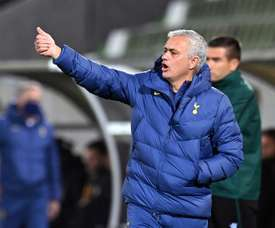 Mourinho faces Arsenal at the weekend. EFE