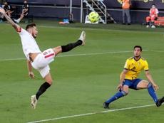 Con o sin Messi, Marcos Mauro no se fía del Barça. EFE