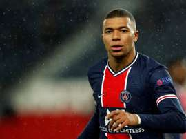Mbappé has been linked with Madrid. EFE