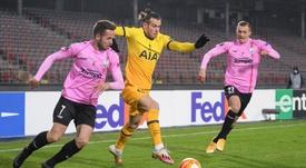 Lille, Milan, Braga, Villarreal, Antwerp y Tottenham sellan el billete en Europa League. EFE
