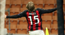 Il Milan vince anche in Europa League. EFE