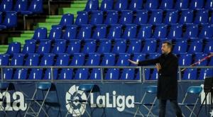 Los de Diego Martínez está en dieciseisavos de la Europa League por méritos propios. EFE