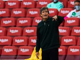 El Betis visita a Osasuna en Liga. EFE