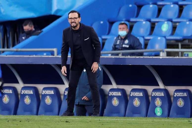 El Getafe visita al Levante en Liga. EFE