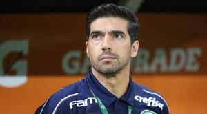 Abel Ferreira, positivo. EFE