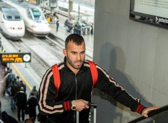 Jesé se ofrece a volver a Las Palmas. EFE