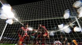 Prováveis escalações de RB Salzburg e Atlético de Madrid. EFE