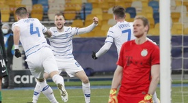 El Dinamo Kiev se queda con el premio de consolación. EFE