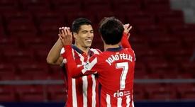 Atlético de Madrid vive liderança tranquila no Campeonato Espanhol. EFE/JuanJo Martín/Arquivo