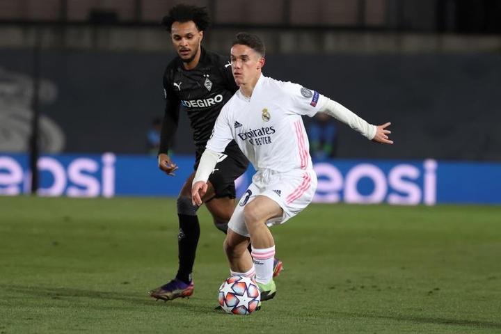 Un premio del Madrid al buen rendimiento de ambos jugadores. EFE