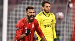 El Bayern le quita al Lokomotiv el caramelo de la Europa League. EFE/Lukas Barth-Tuttas