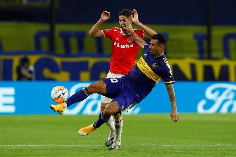 Los juveniles de Boca no estarán solos: vuelven Fabra y Cardona. EFE