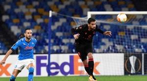 La Real Sociedad culmina el pleno continental de LaLiga. EFE
