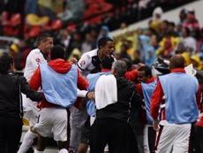 Alajuelense acaricia la final en Costa Rica. EFE/Archivo