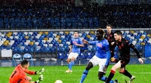La Real, el segundo equipo más ofensivo de la Europa League hasta el momento. EFE/EPA