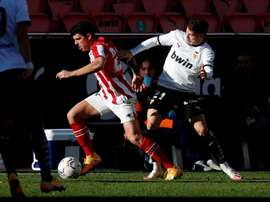 La Liga have swapped Sevilla v Getafe and Ath. Bilbao v Valencia. EFE