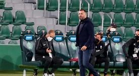 Diego Martínez European adventure continues against Napoli. EFE