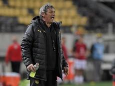 El triunfo de Peñarol ante Nacional, protagonista del fin de semana en Uruguay. EFE/Archivo