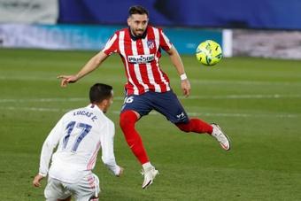 Héctor Herrera podría aterrizar en la Roma. EFE