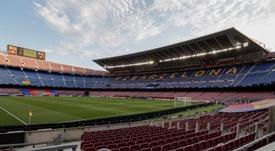 Escolha do novo presidente do Barcelona tem data incerta. EFE/Enric Fontcuberta/Arquivo