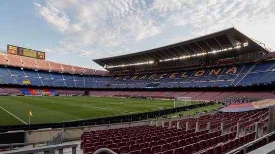 Le FC Barcelone vit une crise financière incroyable. afp