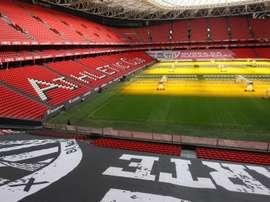 Bilbao pourrait ne pas accueillir la Roja à l'Euro. EFE