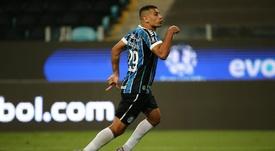 Gremio da primero ante Sao Paulo y América Mineiro sorprende a Palmeiras. EFE/Archivo