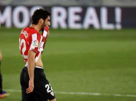 Raul Garcia has done well under Marcelino. EFE