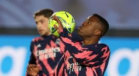 Rivaldo critique la sanction de Zidane envers Vinicius. EFE