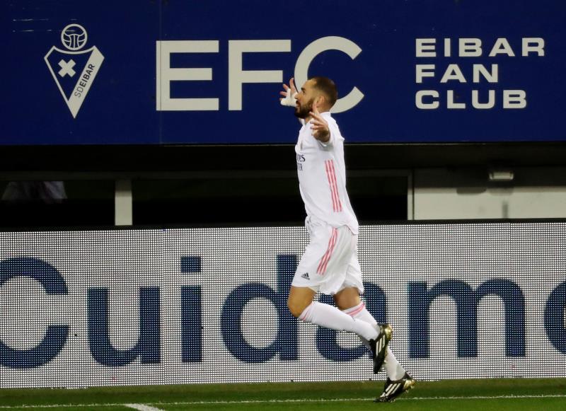Le Real et Benzema enchaînent — Esp