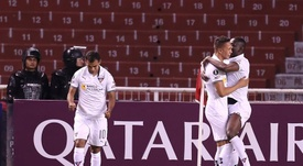Liga de Quito tiene tres posibles rivales para la Supercopa. EFE/Archivo