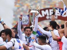 Alianza Atlético regresa a la élite en Perú. EFE
