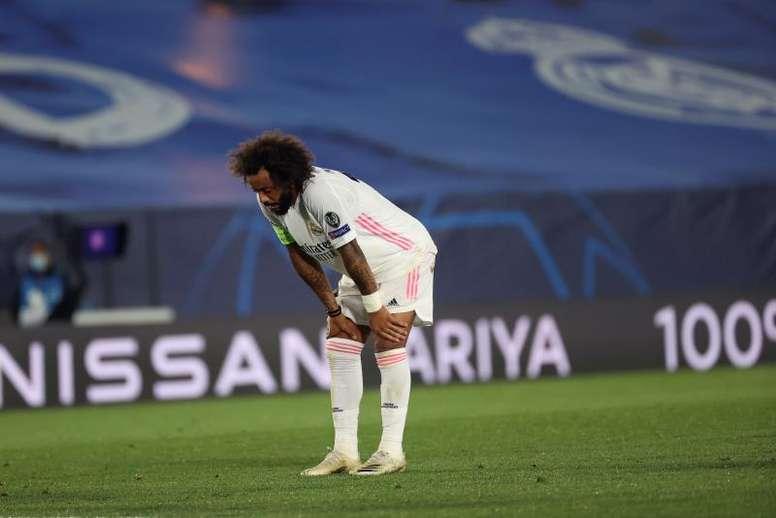 Marcelo espera su oportunidad. EFE