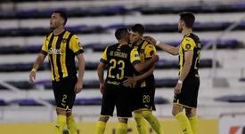 Peñarol y Nacional mueven fichas para la segunda parte de la temporada. EFE/Juan Ignacio Roncoroni