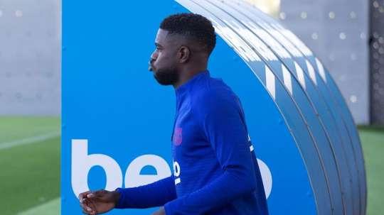 Le Milan veut Umtiti et Junior du Barça. EFE