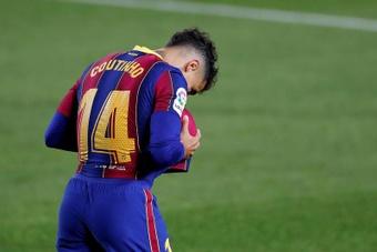 Il Barça cambia idea con Coutinho e Griezmann. EFE