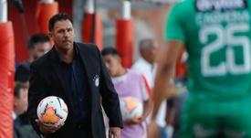 San Lorenzo negocia con Dabove. EFE