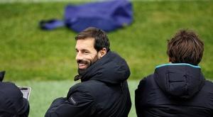 Van Nistelrooy será el próximo entrenador del filial del PSV. EFE