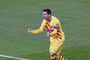 PSG confirm Messi interest. EFE
