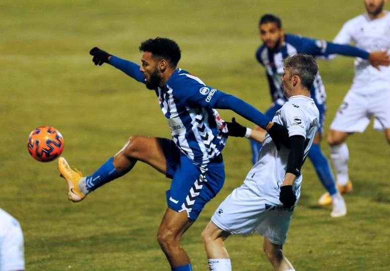 El Alcoyano se enfrentará al Madrid. EFE/ManuelLorenzo/Archivo
