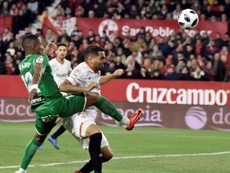 El Sevilla se enfrentará al Leganés. EFE