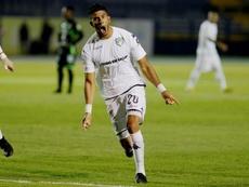 Gerardo Gordillo, nuevo jugador de UTC. EFE/Archivo