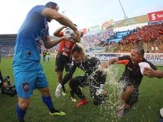El Apertura de El Salvador ya conoce a sus cuartofinalistas. EFE/Archivo