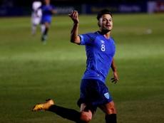Stefano Cincotta se retira del fútbol. EFE