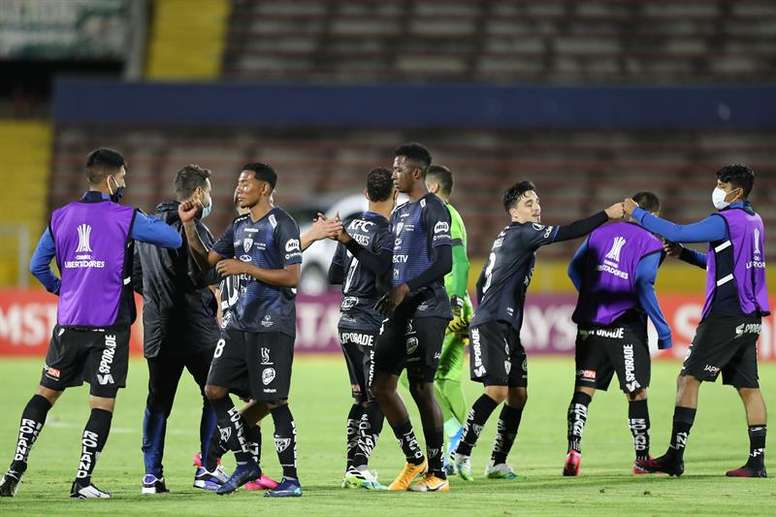 Universidad Católica vuelve después de 41 años a la Libertadores. EFE