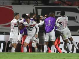 Sem Hernanes, São Paulo enfrenta o Athletico nesse domingo. EFE/ Fernando Bizerra/Arquivo