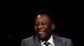 Pelé terá documentário na Netflix. EFE/Fernando Bizerra Jr./Arquivo